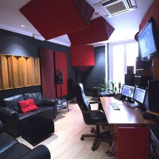 Estudio - Sala de control